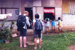 On location in Boracay